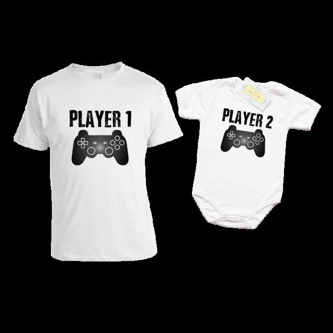 Детски бодита и тениски с щампи