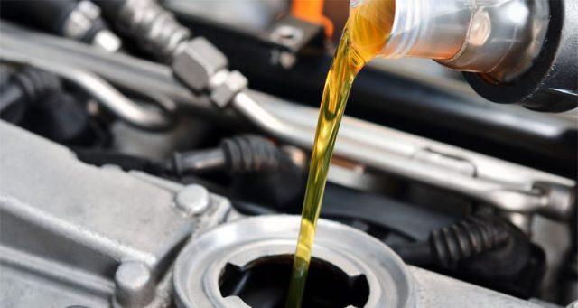 Вискозитет на маслото на автомобила
