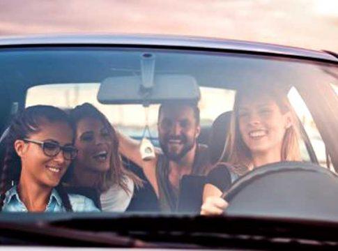 Автомобил под наем за екскурзия или почивка