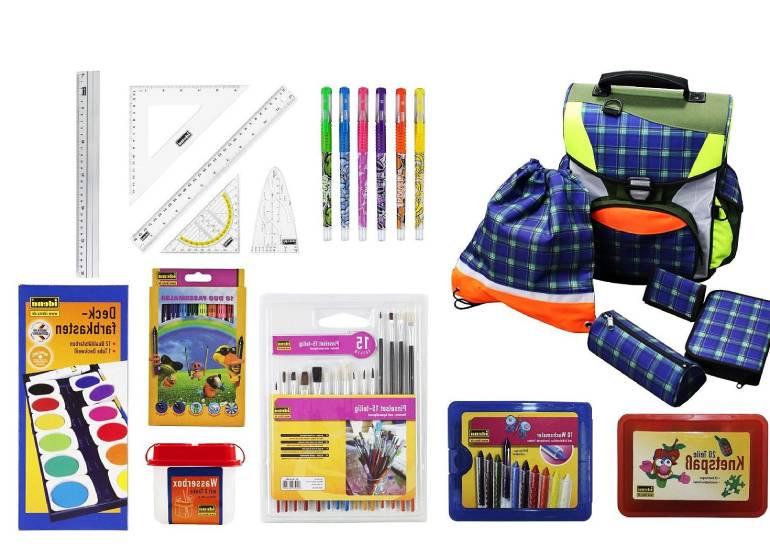 Материали и стоки за ученици