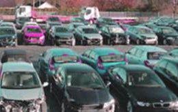 Автомобили за скрап на високи цени