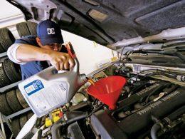 Смяна на масло от SpeedAutoBG